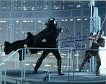 "Dave Prowse MBE ""Darth Vader"" STAR WARS 10X8 Genuine Autograph 11146"